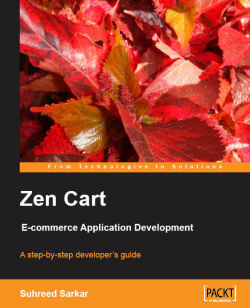 Zen Cart: E-commerce Application Development
